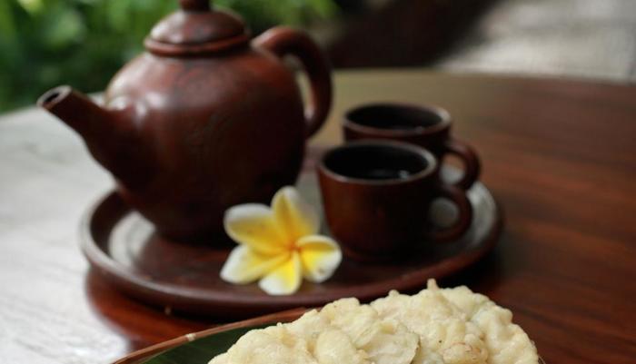 Paku Mas Hotel Yogyakarta - Makanan