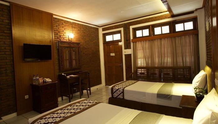 Paku Mas Hotel Yogyakarta - Standart room