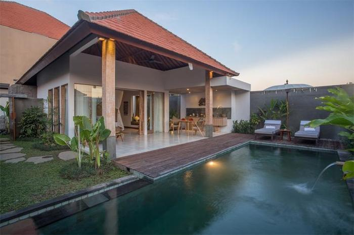 Purana Boutique Resort Bali - Kolam Renang