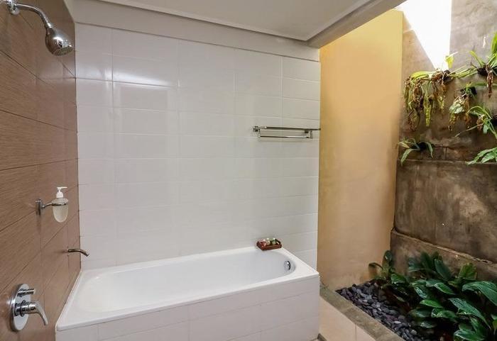 NIDA Rooms Ubud Monkey Forest 2112 Bali - Kamar mandi