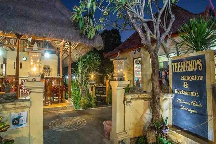 The Nichos Bungalow Bali - Tampilan Luar Hotel