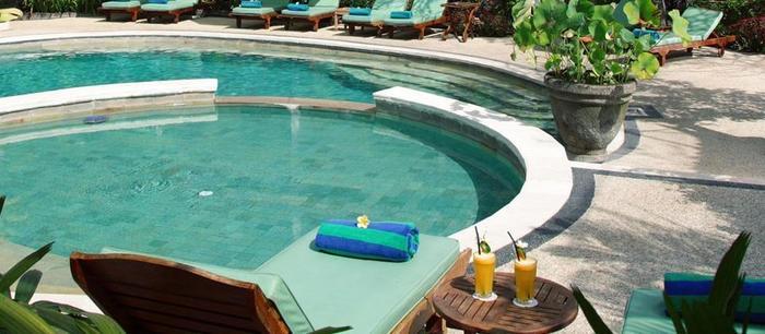 AlamKulKul Boutique Resort Bali - Kolam Renang