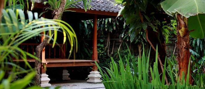 AlamKulKul Boutique Resort Bali - Taman