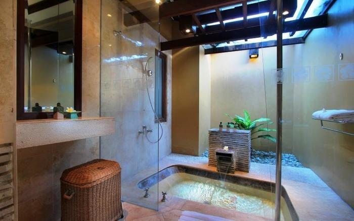 AlamKulKul Boutique Resort Bali - Alam Villa Bathroom