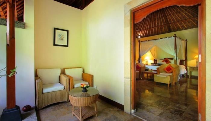 AlamKulKul Boutique Resort Bali - Java Villa Terrace