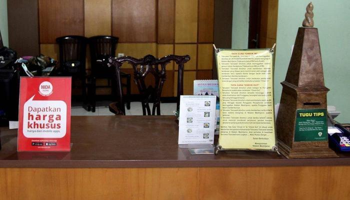 NIDA Rooms Purna MTQ Pekanbaru - Interior