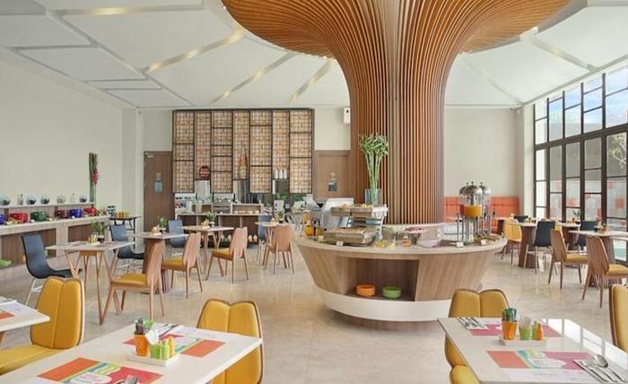 Grand Livio Kuta Hotel Bali - Restoran
