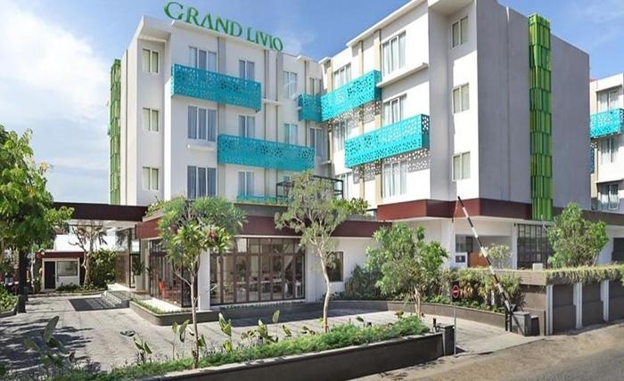 Grand Livio Kuta Hotel Bali - Eksterior