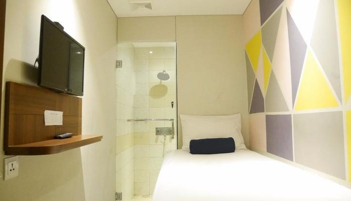 Subwow Hostel By Willson Hotel Bandung - Single Bed