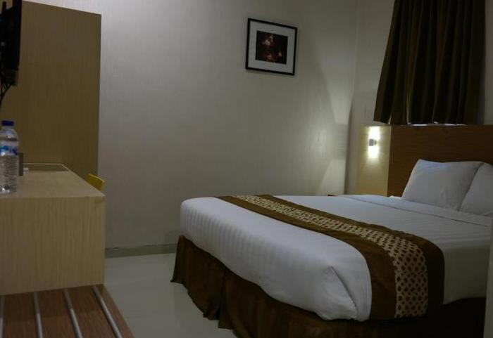 Cempaka Hill Hotel Jember - Kamar tamu