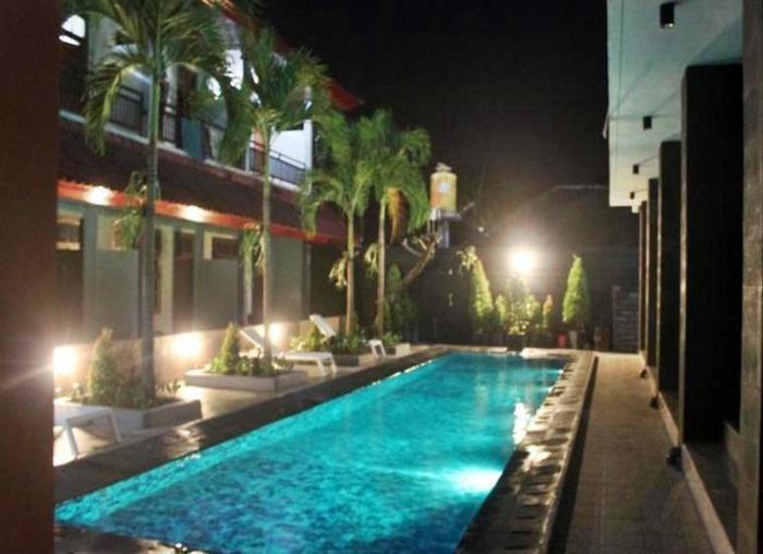 Ronta Bungalow Bali - Kolam Renang