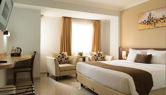 Bogor Valley Hotel - Deluxe room