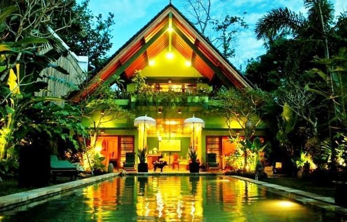 Green Chaka Villa Bali - Eden