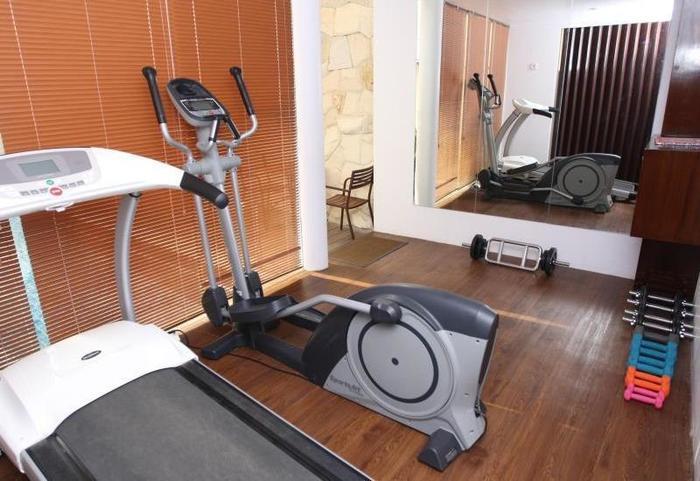 Favor Hotel Makassar - Fitness