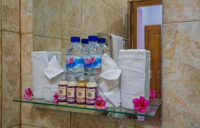 Villa Padma Bali - Perlengkapan mandi