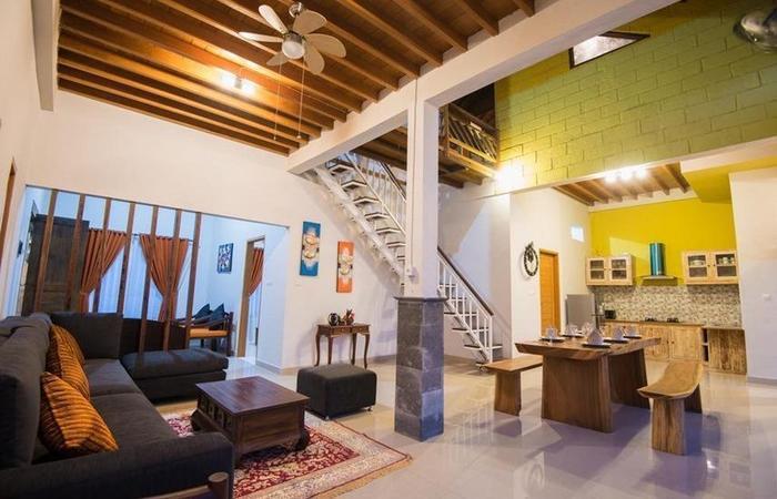 Villa Padma Bali - Interior
