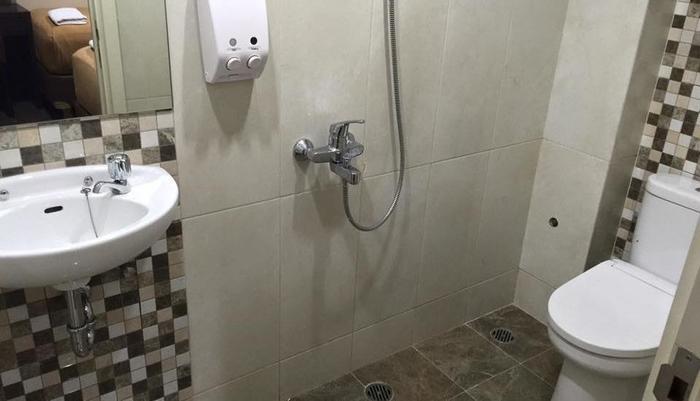 Hotel Fiducia Blora Jakarta - Kamar mandi