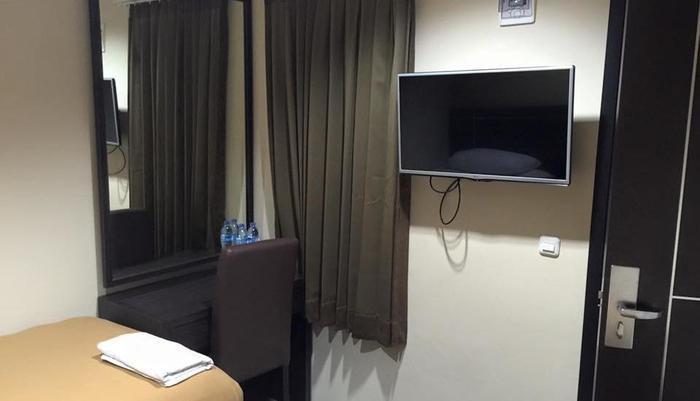 Hotel Fiducia Blora Jakarta - Kamar tamu