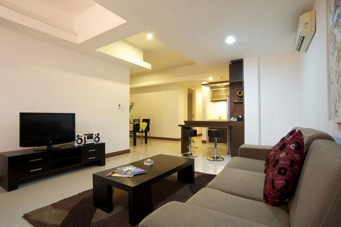 Sunset Residence Condotel Bali - Penthouse - Ruang Tamu