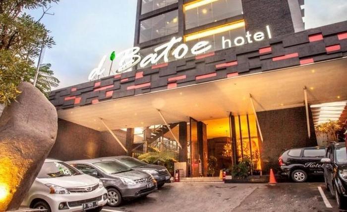 D'Batoe Hotel Bandung - Eksterior