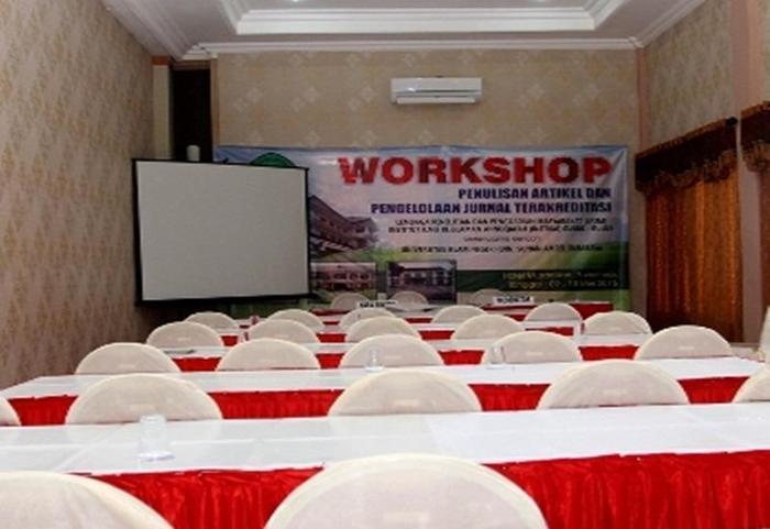 Hotel Resort Musdalifah Madura - Ruang Rapat
