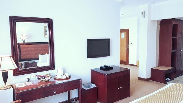 Harbourbay Amir Hotel Batam - Kamar Junior Suite