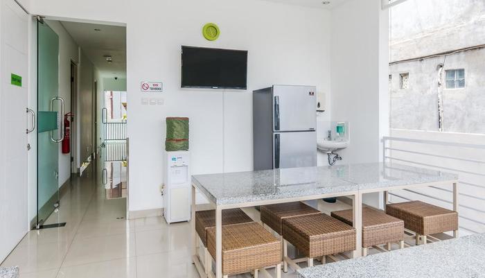 ZenRooms Kuta Kartika Plaza Samudra - Restoran