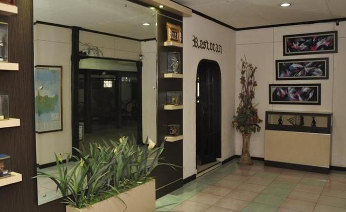 Hotel Andhika Samarinda Samarinda - Lobi