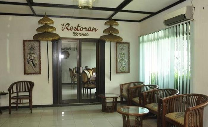 Hotel Andhika Samarinda - Lobi