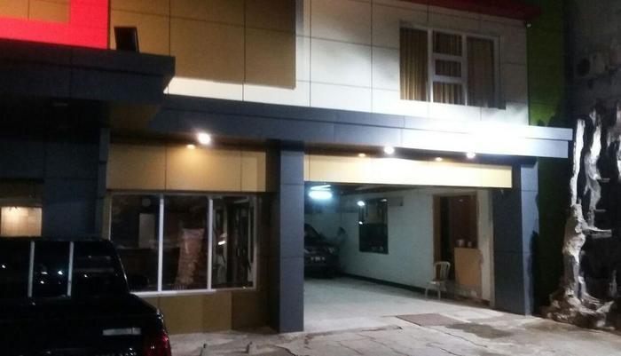 Hotel Andhika Syariah Samarinda - Tampilan Depan