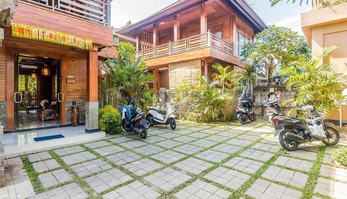ZenRooms Ubud Nyuh Kuning Bali - Tampak luar