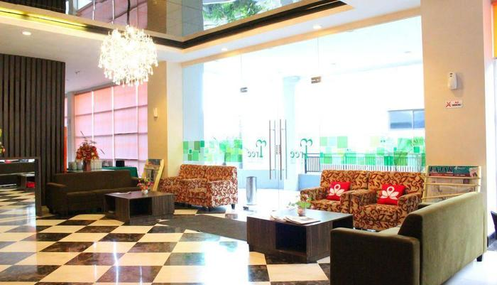 ZEN Rooms Pandang Raya Makassar - lobi