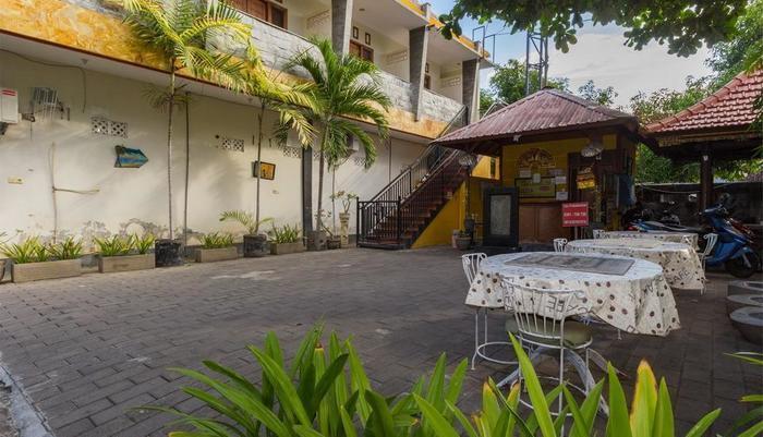 RedDoorz @Patimura Legian 2 Bali - Eksterior