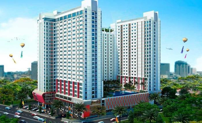 Hotel Gunawangsa MERR Surabaya - Eksterior