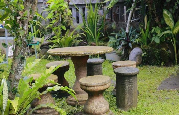 Uma Kutuh Bungalow Bali - Eksterior