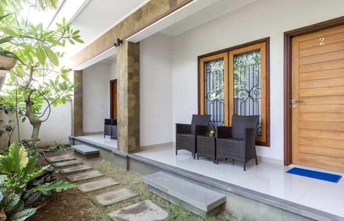 RedDoorz @Kingkong Lane Kuta Bali - Eksterior