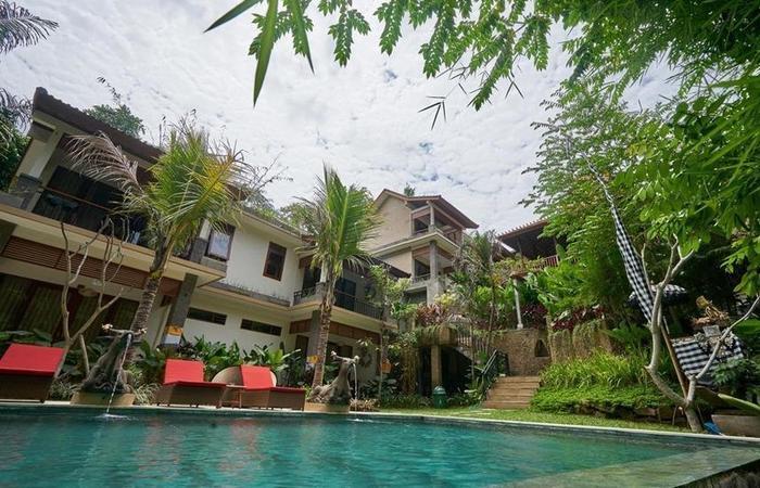 Desak Putu Putera Cottage Bali - Kolam Renang