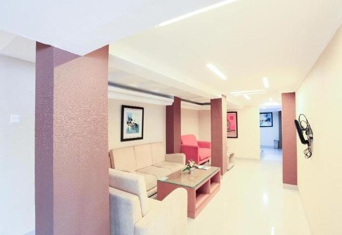 Home Inn Palembang - Ruang tamu
