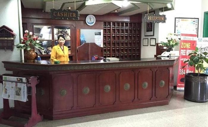 Hotel Wijayakusuma Cilacap - Front office