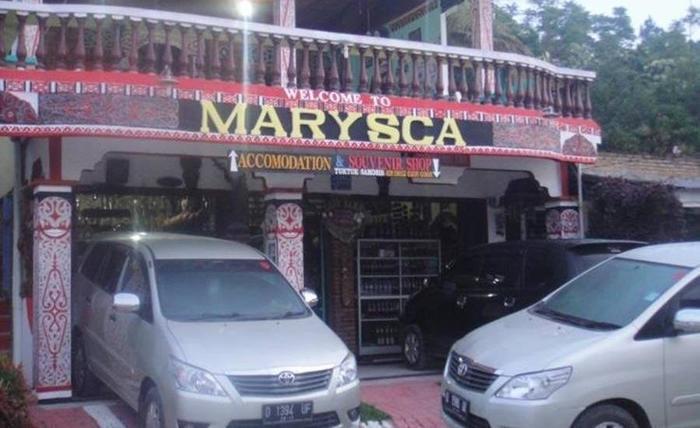 Marysca Guest House Samosir - Tampilan Luar Hotel