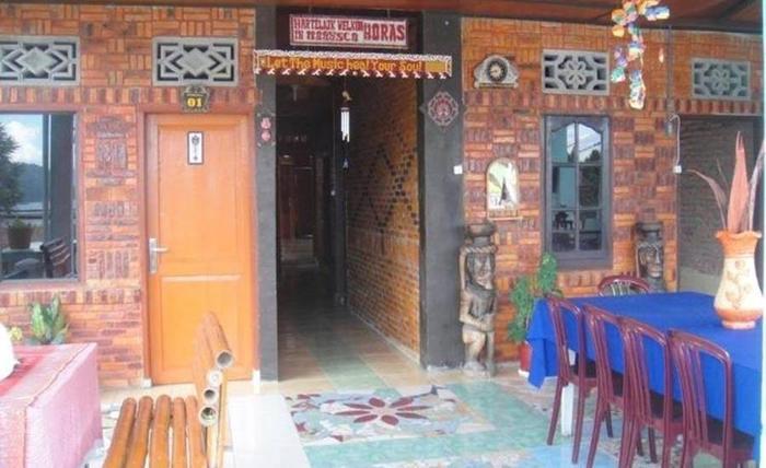 Marysca Guest House Samosir - Eksterior