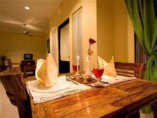 Green Villas Bali - Restoran