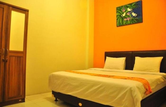 Nirvana Inn 2 Yogyakarta - Kamar tamu