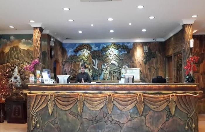 Hotel 01  Batam - Resepsionis
