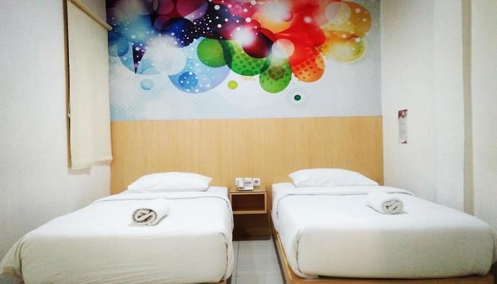 Sabrina Panam Hotel Pekanbaru - Room