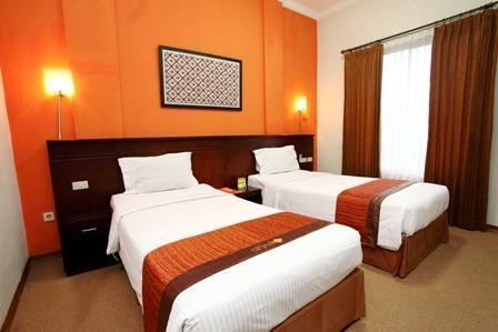 Hotel Aryuka Yogyakarta - deluxe room