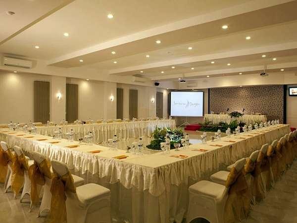 Hotel Jentra Malioboro - Ruang pertemuan Banuaka