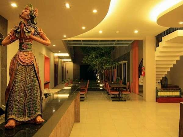 Hotel Jentra Malioboro - Restoran