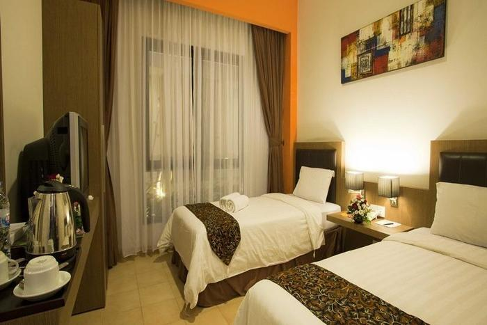 Hotel Jentra Malioboro - Superior Tempat Tidur Twin