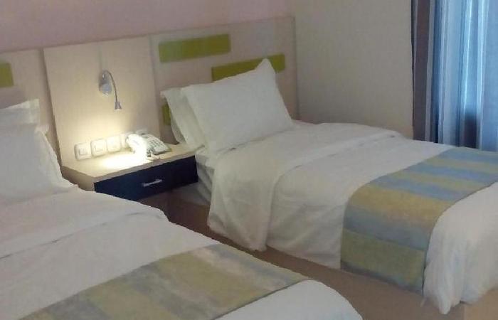 The Arizon Hotel @ Malioboro Yogyakarta - Kamar tidur
